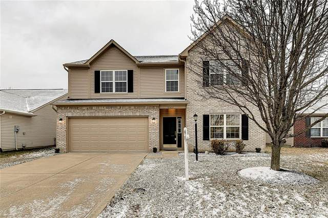 12422 Cool Winds Way, Fishers, IN 46037 (MLS #21760831) :: Realty ONE Group Dream