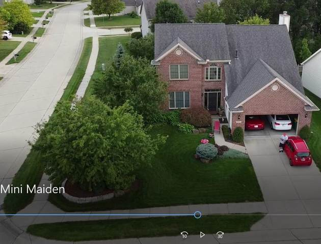 9059 Bailey Way, Fishers, IN 46037 (MLS #21760916) :: Realty ONE Group Dream