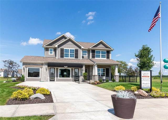 6270 Rothwell Drive, Noblesville, IN 46062 (MLS #21760936) :: Richwine Elite Group