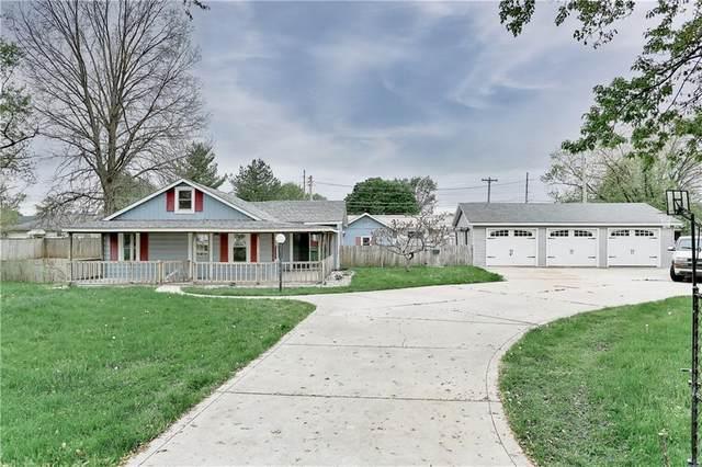 4405 E Lynn Street, Anderson, IN 46013 (MLS #21760949) :: Heard Real Estate Team | eXp Realty, LLC