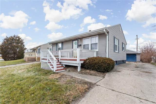 718 Fletcher Lane, Beech Grove, IN 46107 (MLS #21761064) :: The Indy Property Source