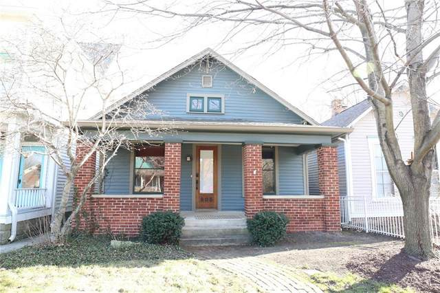 905 Broadway Street, Indianapolis, IN 46202 (MLS #21761147) :: Heard Real Estate Team | eXp Realty, LLC