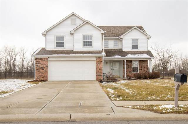 800 Gondola Run, Greenfield, IN 46140 (MLS #21761213) :: AR/haus Group Realty