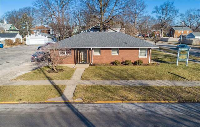 221 S 19th Street, Terre Haute, IN 47807 (MLS #21761354) :: Realty ONE Group Dream
