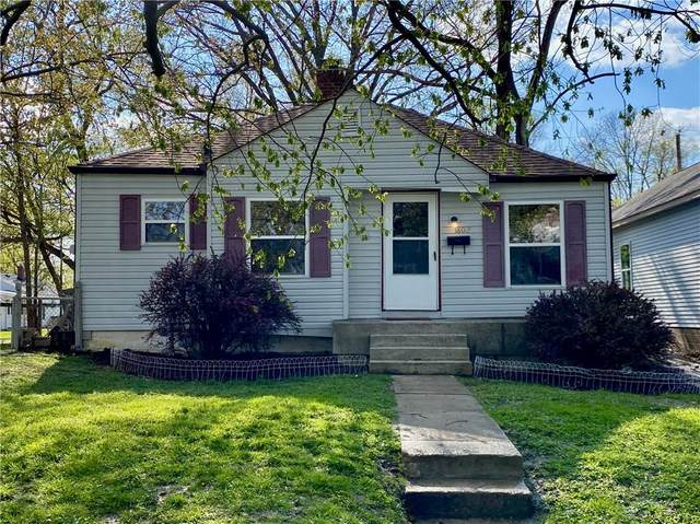 1802 N Linwood Avenue, Indianapolis, IN 46218 (MLS #21762592) :: Ferris Property Group