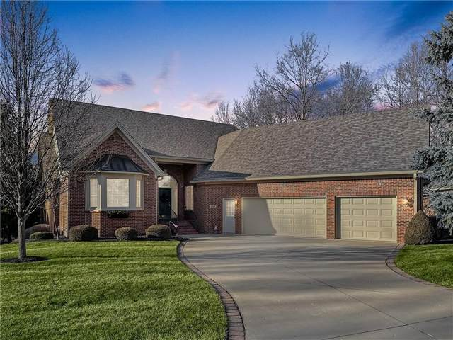 4022 Knollwood, Anderson, IN 46011 (MLS #21763314) :: The Evelo Team