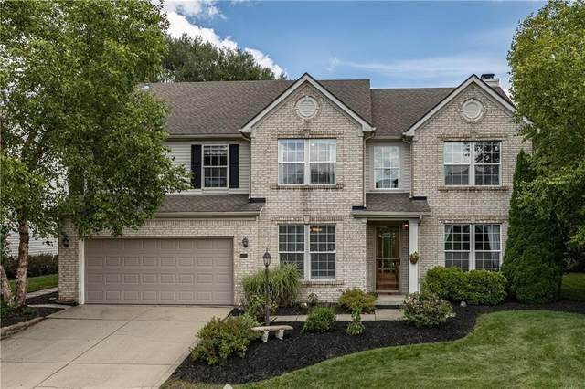 11085 Crystal Falls Lane, Fishers, IN 46037 (MLS #21763629) :: RE/MAX Legacy