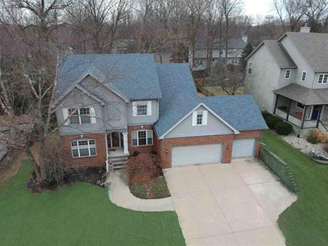 931 Snowy Owl Court, Lafayette, IN 47904 (MLS #21763957) :: David Brenton's Team