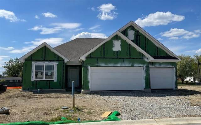 3268 S Cordell Road, New Palestine, IN 46163 (MLS #21764628) :: Ferris Property Group