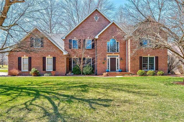 1070 Champion Court, Columbus, IN 47201 (MLS #21764890) :: RE/MAX Legacy