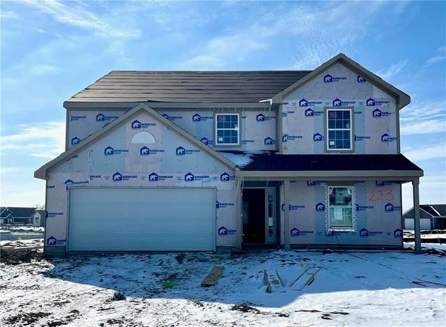 6559 Ambrosia Lane, Pendleton, IN 46048 (MLS #21764915) :: Richwine Elite Group