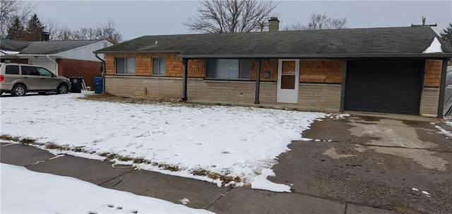 7456 E 52ND Street, Lawrence, IN 46226 (MLS #21765371) :: The Evelo Team