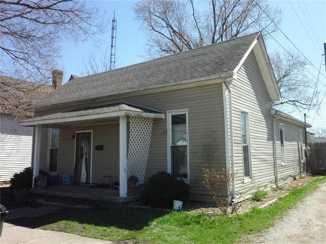 515 W Washington Street, Greensburg, IN 47240 (MLS #21765597) :: The ORR Home Selling Team