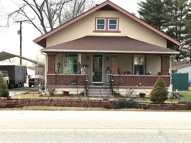 1309 N Ewing Street, Seymour, IN 47274 (MLS #21765639) :: The ORR Home Selling Team