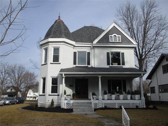 214 W 5th Street, Anderson, IN 46016 (MLS #21765666) :: Heard Real Estate Team | eXp Realty, LLC
