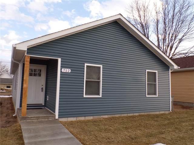 712 W Laurel Street, Seymour, IN 47274 (MLS #21765743) :: The ORR Home Selling Team