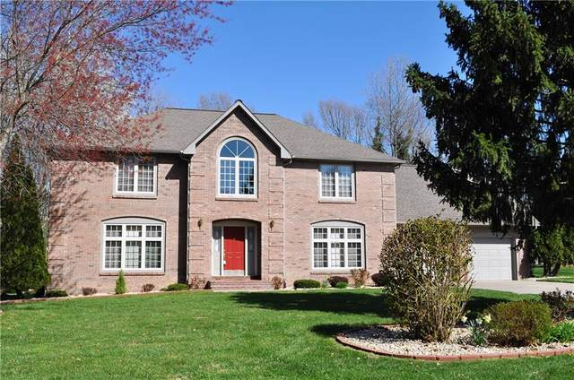 1025 Champion Court, Columbus, IN 47201 (MLS #21765813) :: RE/MAX Legacy