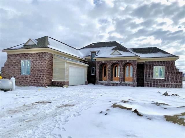 1545 Chanson Lane, Westfield, IN 46074 (MLS #21766048) :: Ferris Property Group