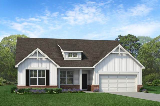 4817 Fennel Drive, Pittsboro, IN 46167 (MLS #21766087) :: Heard Real Estate Team   eXp Realty, LLC