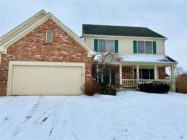 6221 Winford Drive, Indianapolis, IN 46236 (MLS #21766094) :: Dean Wagner Realtors