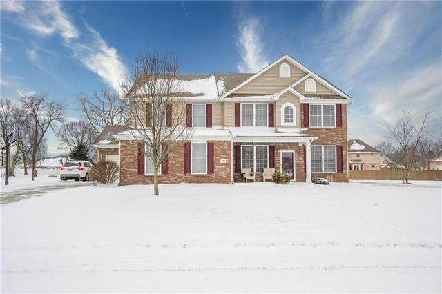 119 Vermilian Drive, Whiteland, IN 46184 (MLS #21766231) :: Ferris Property Group