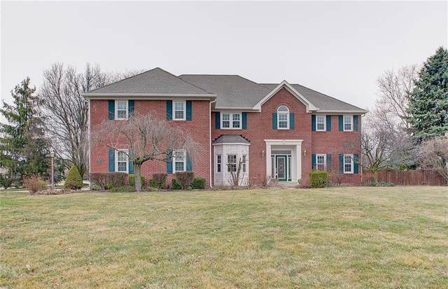 14930 Mercury Court, Carmel, IN 46032 (MLS #21766316) :: The Indy Property Source
