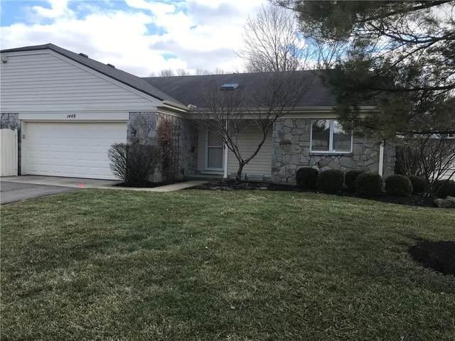 1449 Dominion Drive, Zionsville, IN 46077 (MLS #21766353) :: Dean Wagner Realtors