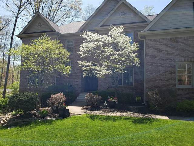 9677 Reston Lane, Mccordsville, IN 46055 (MLS #21767399) :: The ORR Home Selling Team
