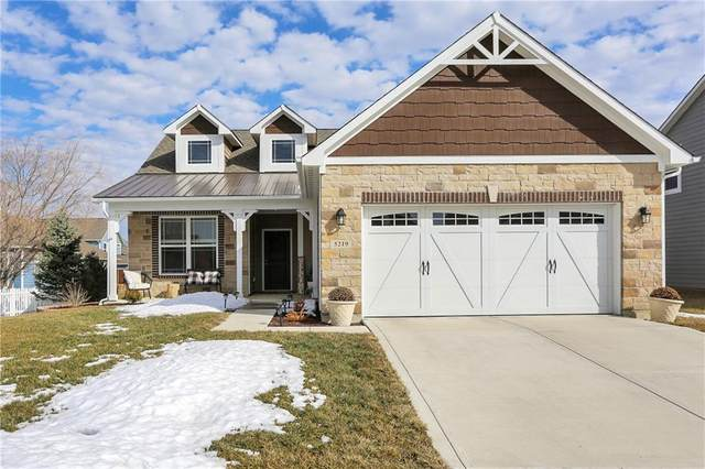 5219 Hearst Lane, Indianapolis, IN 46239 (MLS #21767444) :: RE/MAX Legacy