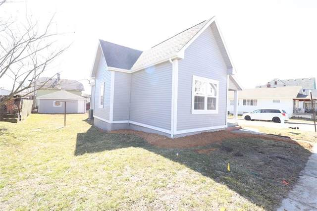 41 E Regent Street, Indianapolis, IN 46225 (MLS #21767483) :: The Indy Property Source