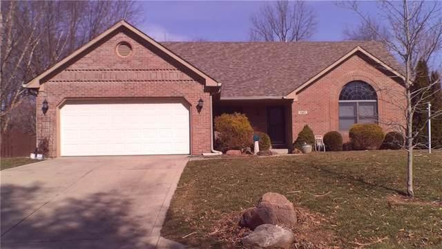 1125 Ridgeway Drive, Crawfordsville, IN 47933 (MLS #21767560) :: Dean Wagner Realtors