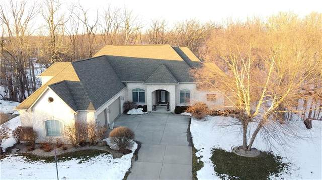 181 Woodland Hills Drive, Pittsboro, IN 46167 (MLS #21767606) :: Ferris Property Group