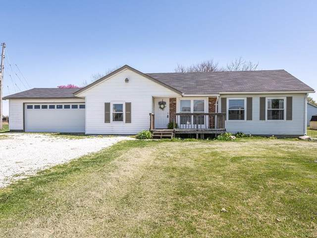 109 N Martz Avenue, Arcadia, IN 46030 (MLS #21767699) :: Mike Price Realty Team - RE/MAX Centerstone