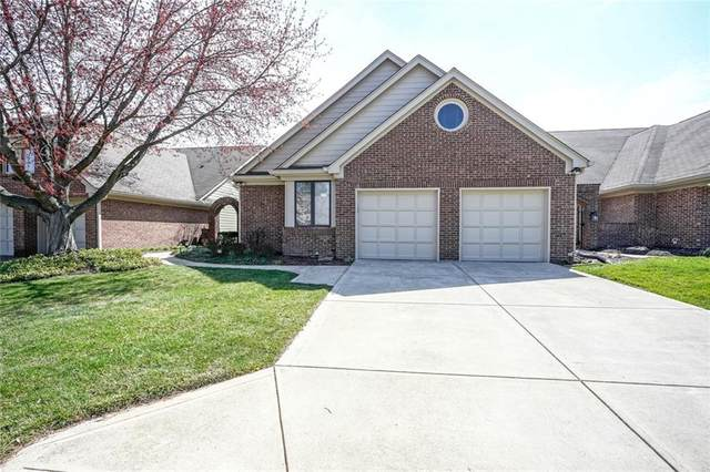 3015 Tiffany Court, Carmel, IN 46033 (MLS #21767906) :: Richwine Elite Group