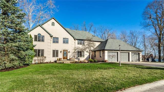 8518 Clew Court, Indianapolis, IN 46236 (MLS #21768099) :: Heard Real Estate Team | eXp Realty, LLC