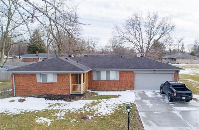 3437 W 62nd Place, Indianapolis, IN 46228 (MLS #21768275) :: Richwine Elite Group