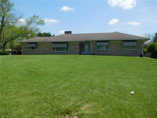 6501 Madison Avenue, Indianapolis, IN 46227 (MLS #21768354) :: Mike Price Realty Team - RE/MAX Centerstone