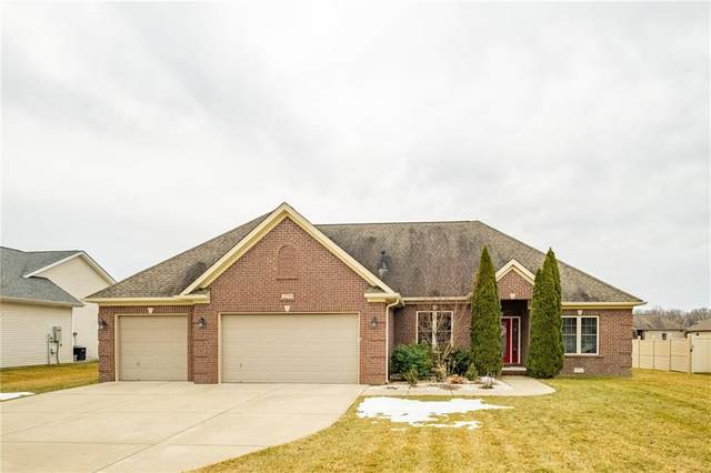 2779 Buttercup Court E, Columbus, IN 47201 (MLS #21768423) :: Heard Real Estate Team | eXp Realty, LLC