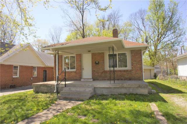 3360 Forest Manor Avenue, Indianapolis, IN 46218 (MLS #21768453) :: Richwine Elite Group