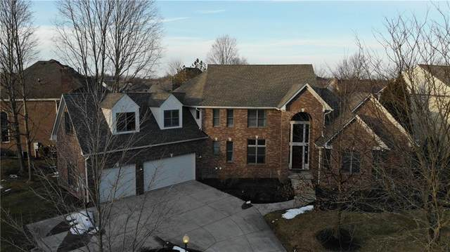 21576 Anchor Bay Drive, Noblesville, IN 46062 (MLS #21768505) :: The ORR Home Selling Team
