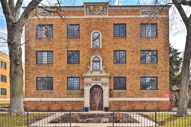 5347 N College Avenue #201, Indianapolis, IN 46220 (MLS #21768510) :: The Evelo Team
