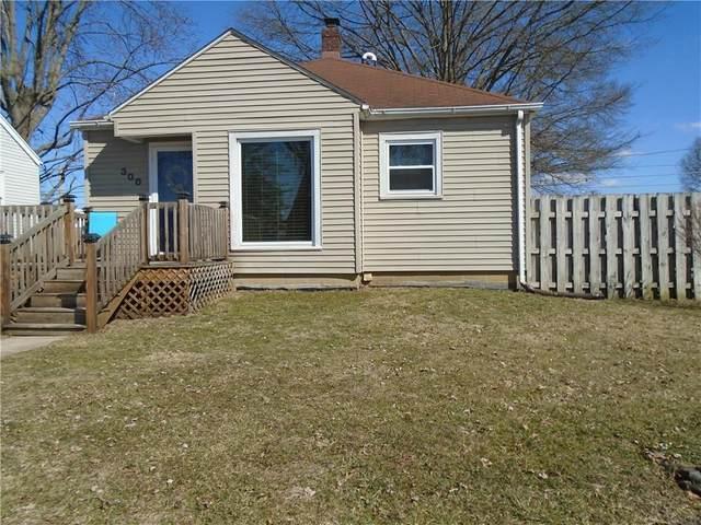300 Kessler Boulevard, Seymour, IN 47274 (MLS #21768540) :: The ORR Home Selling Team