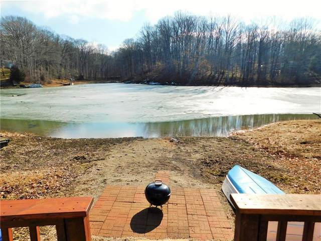0 Locust Lake W Drive, Spencer, IN 47471 (MLS #21768714) :: Mike Price Realty Team - RE/MAX Centerstone