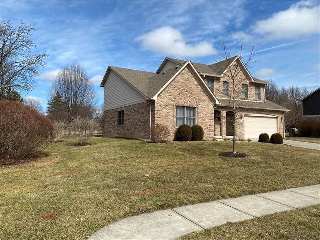 7643 Chestnut Hills Drive, Indianapolis, IN 46278 (MLS #21768759) :: Anthony Robinson & AMR Real Estate Group LLC