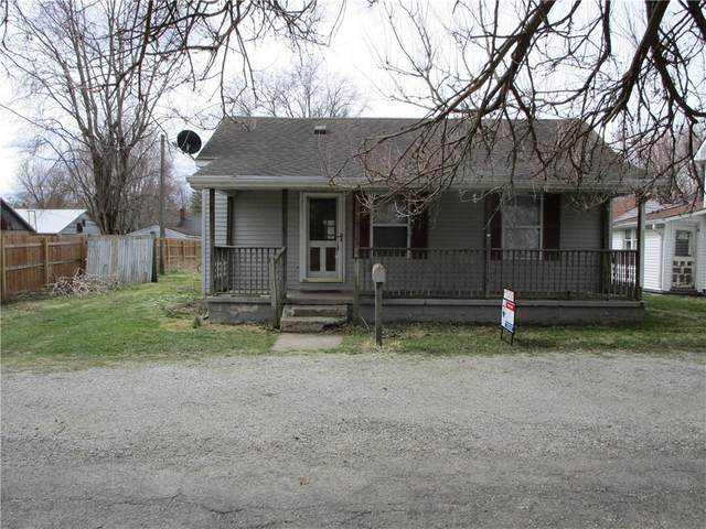 334 N Harrison Street, Knightstown, IN 46148 (MLS #21768916) :: Heard Real Estate Team | eXp Realty, LLC