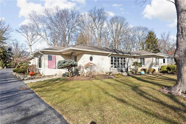 7304 N Meridian Street, Indianapolis, IN 46260 (MLS #21768946) :: The Indy Property Source