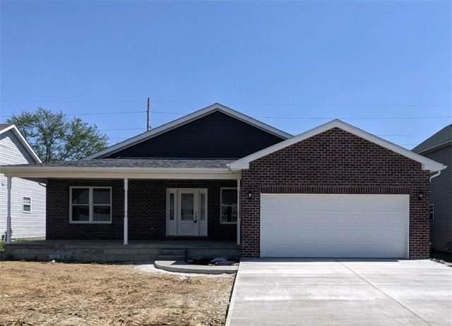 1624 N Oakmont Avenue, Greensburg, IN 47240 (MLS #21768966) :: Ferris Property Group
