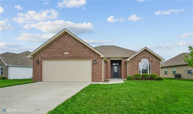 5680 Victory Drive, Columbus, IN 47203 (MLS #21769001) :: The Evelo Team