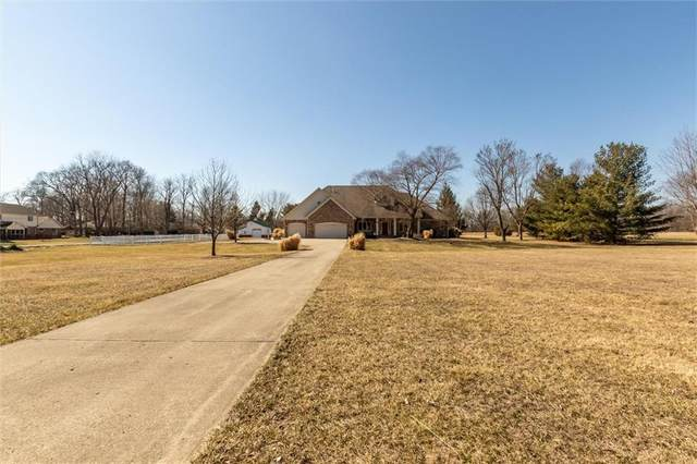 620 N 300 W, Greenfield, IN 46140 (MLS #21769042) :: Anthony Robinson & AMR Real Estate Group LLC