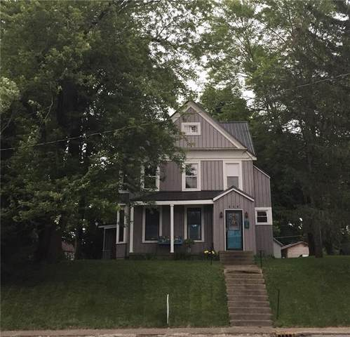 325 E Main Street, Knightstown, IN 46148 (MLS #21769306) :: Mike Price Realty Team - RE/MAX Centerstone